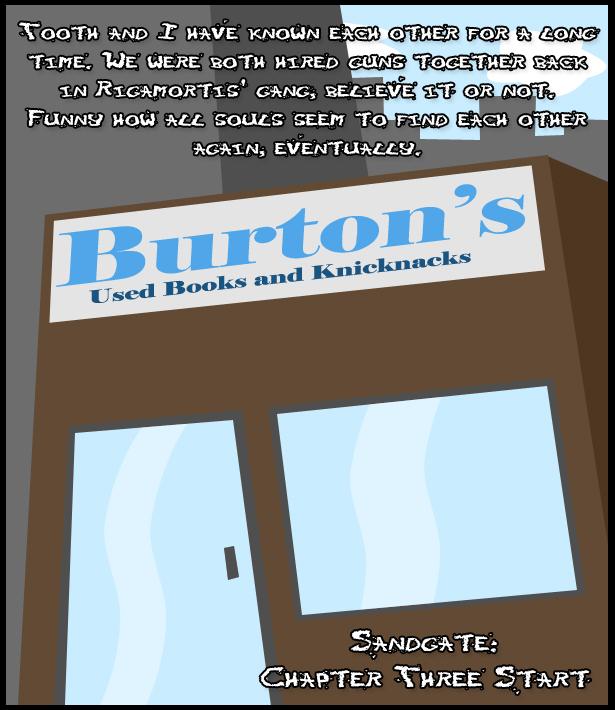 Burton's Books